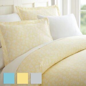 Hotel Quality 3-Piece Ultra Soft Patterned Duvet Cover Sets 8 Unique Patterns