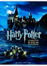 Harry Potter Complete DVD Collection Brand New 8-Disc Set *Free Shipping*
