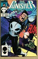 Punisher #4-1987 nm- 9.2 Klaus Janson Mike Baron 1st app Microchip Marvel