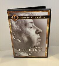 Alfred Hitchcock: Master of Suspense 10 Movie Classics (DVD- 2010- 2-Disc Set)