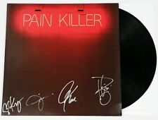 LITTLE BIG TOWN BAND SIGNED PAIN KILLER LP VINYL RECORD ALBUM W/COA