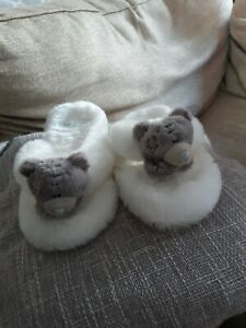 Me to you slippers White