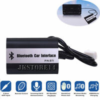 New Bluetooth Music & Hands-Free Car Kit CD MP3 Aux Adapter Interface For TOYOTA