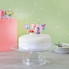 3D Fairy Cake Candles, Birthday Cake, Cake Topper