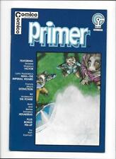 PRIMER #4  [1982 FN]  LARRY NADOLSKY'S 'MAX--THE IMPERIAL WIZARD'