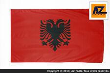ALBANISCHE AUTOFLAGGE 30 x 45 cm Auto flaggen AZ FLAG AUTOFAHNE ALBANIEN 45x30cm