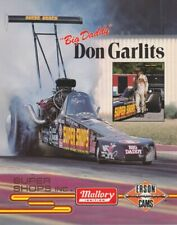 1980's Don Garlits Super Shops Top Fuel NHRA postcard