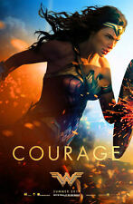 "Wonder Woman - 2017 (11"" x 17"") Movie Collector's Poster Print (T1) - B2G1F"