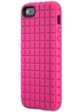 BRAND NEW Speck Pixelskin Case iPhone SE 5S 5 Raspberry Pink 4 Pieces