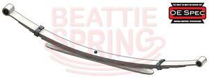 Rear Leaf Spring for Ford F-100 F-150 2WD 5 Leaf OE Spec SRI Certified