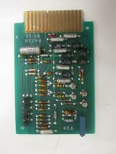 Thermco PCB Assy, 06-261-8E1, Used