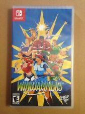 Windjammers (Limited Run #022) - Switch - NEUF SOUS BLISTER