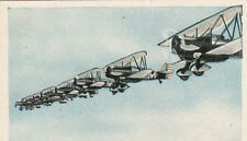 N°166 US Air Force Aircraft Curtiss P.6 E World War Germany WWI 30s CHROMO