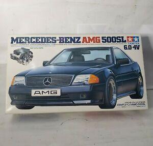 Tamiya Mercedes-Benz AMG 500SL  1:24 Model Kit