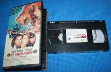 VHS Movie:To Catch a King starring Robert Wagner and Teri Garr