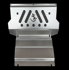 BushSkinz 4x4 Mitsubishi ML & MN Triton Intercooler Sump Guard / Bash Plate
