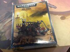 40K Warhammer Ork Trukk NIB Sealed