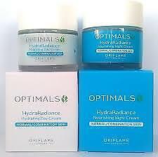 OPTIMALS HYDRO RADIANCE Hydrating Day Cream/Nourishing Night Cream