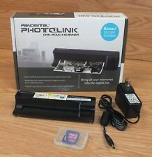 Genuine Pandigital (PANSCN01) One Touch Digital Photo Scanner & Power Supply