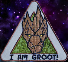 ZHT GEAR: I AM GROOT! MULTICAM PATCH W/VELCRO®~ GUARDIANS OF THE GALAXY ~WARRIOR