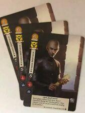 x3 A Game of Thrones LCG 2.0 Stannis Baratheon Alternate Art Promo Cards