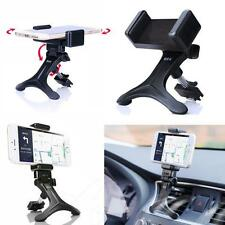 Black Car Air Vent Cradle Mount Holder Stand For iPhone cellphone GPS Smartphone