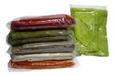 Markenlose Hand-, Waschlappen aus 100% Baumwolle