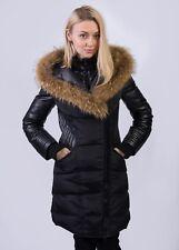 New! Snowimage TD-AF-JK8047 Women Winter Goose Down Coat Jacket Puffer Parka.