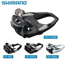 MTB Road Bike PD R540 R550 R5800 105 R7000 SPD SL Clipless Pedals + Float Cleats