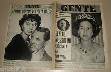 GENTE 1966/14=ANDREINA PAGNANI=TORRE ANNUNZIATA=ELETTRA MARCONI=ROMANO GAZZERA=