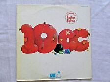 10 c.c. 1st Album 1973 UK/London Records UKS 53105 Original 1st U.S. Pressing NM