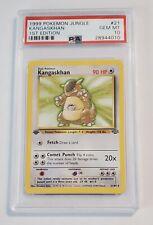 Pokemon Jungle Kangaskhan PSA 10
