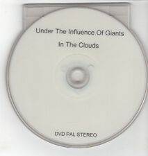 (GO454) Under The Influence of Giants, In The Clouds - DJ DVD