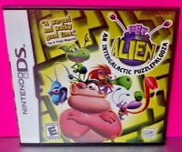 Pet Alien Puzzlepalooza - Nintendo DS DS Lite 3DS 2DS Game Complete + Tested