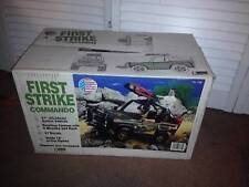 """AMERICAN PLASTIC TOYS INC. - FIRST STRIKE COMMANDO, 21"""" ACTION VEHICLE <<IN BOX"""