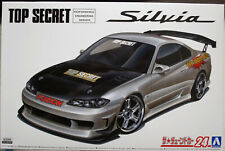 Aoshima 058749 1999 Nissan Silvia S 15 / PS15  Top Secret JDM 1:24