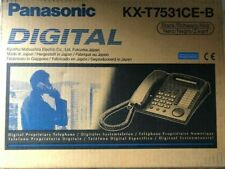 ✅☎ NEW PRODUCT. Panasonic KX-T7531 KXT7531 KX T7531 BLACK digital Phone