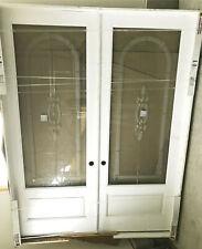 "Luxury Home Interior Double Panel Doors 72"" x 96"" (8Ft)"