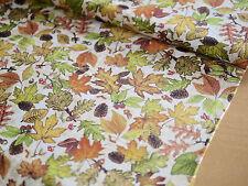 RJR Patchworkstoff,  HERBST, Laub,Blätter, Shades of Autumn