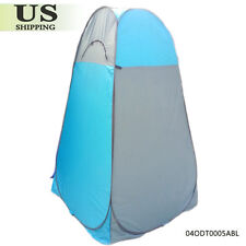 Portable Pop Up Tent Camping Beach Toilet Shower Outdoor Bag Changing Room