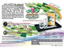 Zedrix sword:  bacteria, fungus fish infection * flowerhorn medication