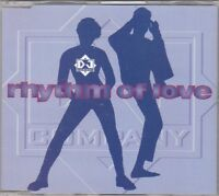 DJ Company Rhythm of love (1994) [Maxi-CD]