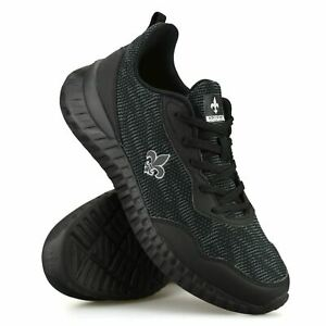 Mens Memory Foam Casual Walking Running Gym Sports Lace Up Trainers Shoes Size