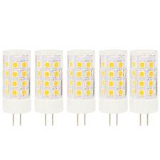 5er G4 LED Leuchtmittel Stiftsockellampe 5Watt 12V AC/DC 36 SMD 2835 Warmweiß