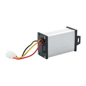 NEW DC36V-72V Down To 12V Electric Vehicle Battery Pack Converter Adapter