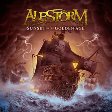 Sunset On The Golden Age - Alestorm (2014, CD NUOVO)