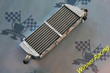 RIGHT SIDE ALLOY RADIATOR FOR HUSQVARNA FC250/TE250/TE300/FE350 2017-2018 BRACED