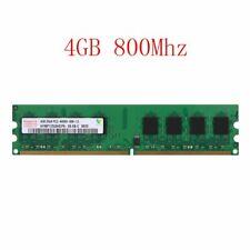 4GB / 2GB DDR2-800MHz PC2-6400U 240pin DIMM PC Intel Memory RAM For Hynix Lot 02