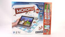 Monopoly Game Zapped Complete Smart Phone / Tablet Edition Electronic Charge It
