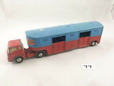 CORGI #1130 CHIPPERFIELDS CIRCUS HORSE TRANSPORTER BEDFORD TRUCK LORRY DIECAST